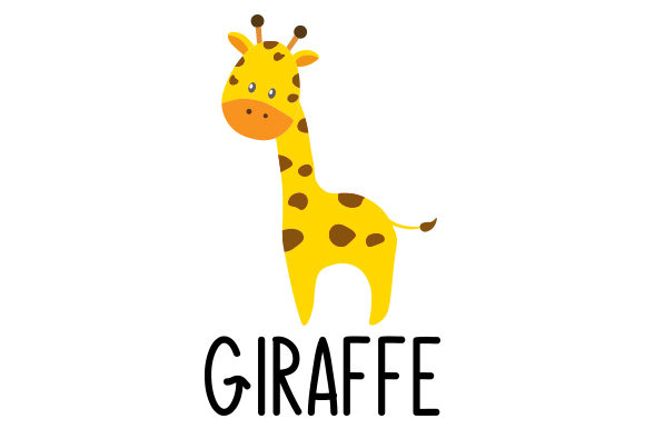 Download Free Giraffe Svg Cut File By Creative Fabrica Crafts Creative Fabrica for Cricut Explore, Silhouette and other cutting machines.