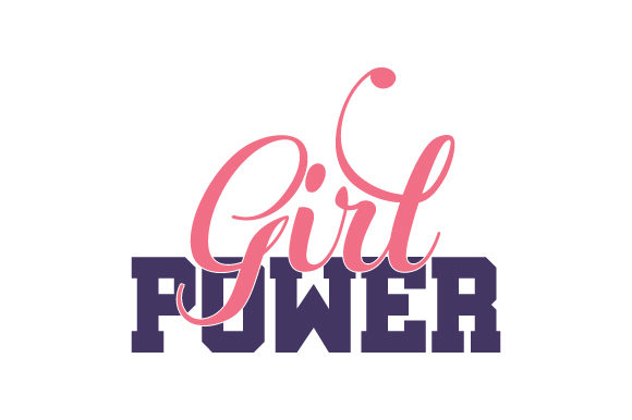 Download Free Girl Power Svg Cut File By Creative Fabrica Crafts Creative SVG Cut Files
