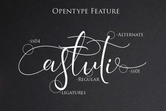 Print on Demand: Isabela Script & Handwritten Font By Gilar Studio - Image 8