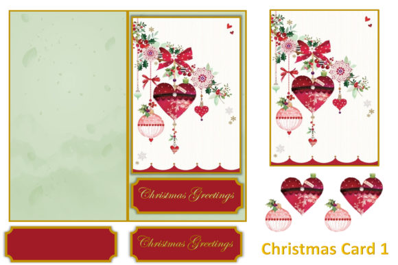 Print on Demand: Watercolour Christmas Owls Clipart Kit Graphic Illustrations By The Paper Princess - Image 5