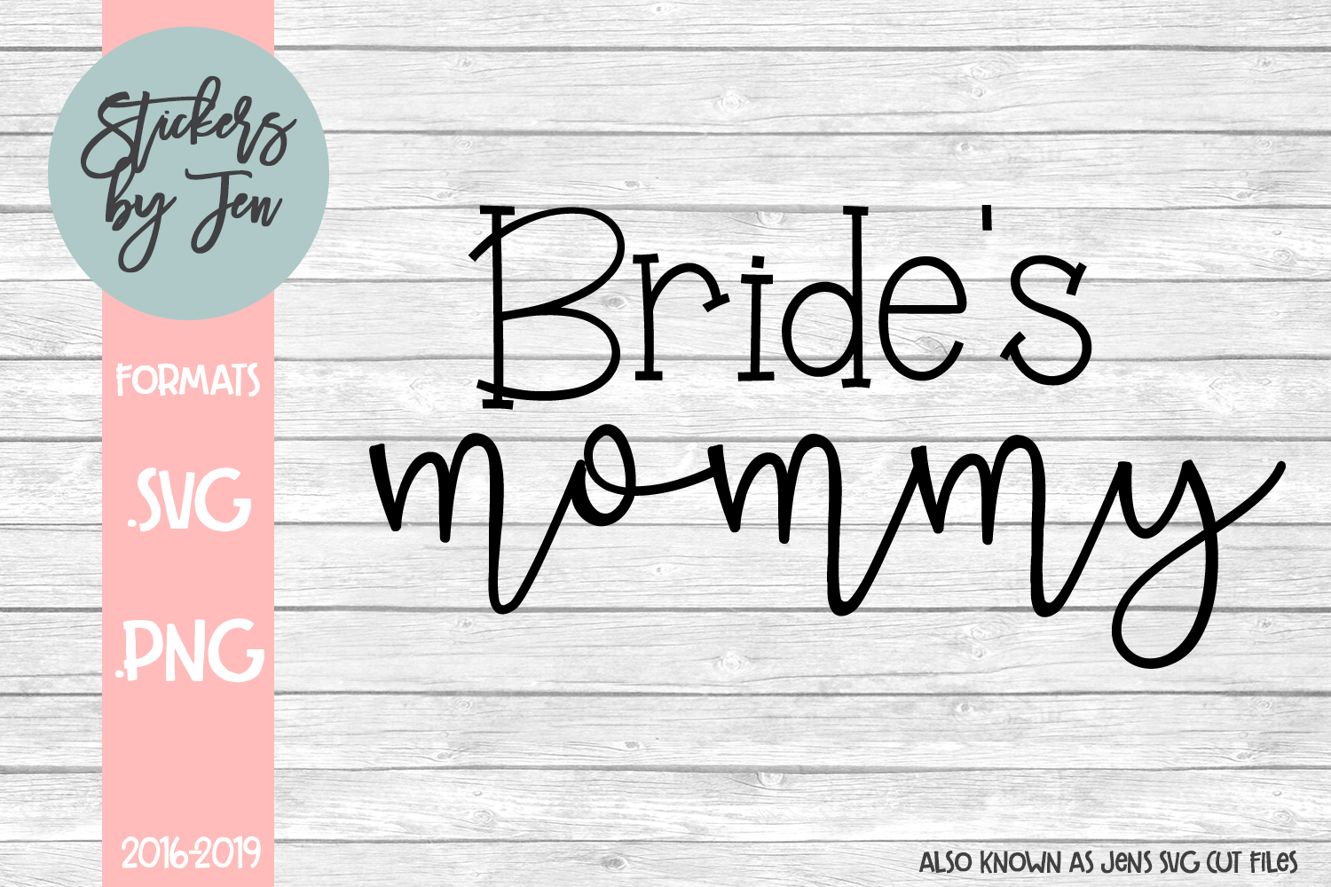 Download Free Bride S Mommy Svg Graphic By Jens Svg Cut Files Creative Fabrica for Cricut Explore, Silhouette and other cutting machines.
