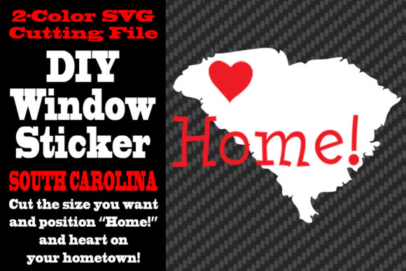 Download Free South Carolina 2 Color Svg Cutting File Graphic By for Cricut Explore, Silhouette and other cutting machines.