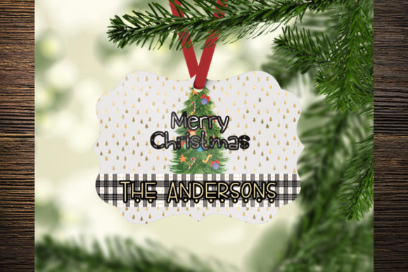 Download Free Sublimation Ornament Templates Graphic By You Make It Personal SVG Cut Files