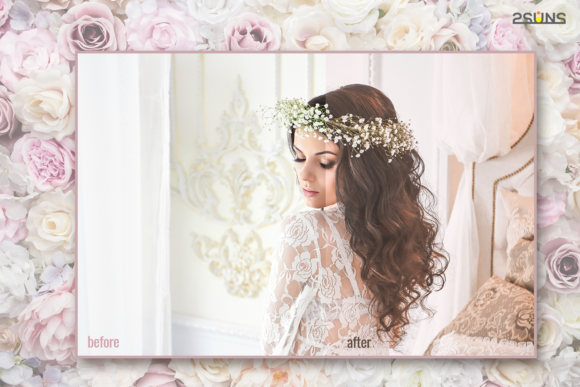 Download Free Wedding Presets Lightroom Desktop Grafico Por 2suns Creative for Cricut Explore, Silhouette and other cutting machines.