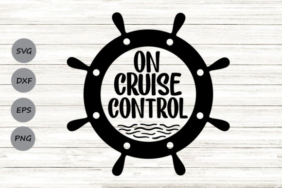 Download Free On Cruise Control Svg Graphic By Cosmosfineart Creative Fabrica for Cricut Explore, Silhouette and other cutting machines.