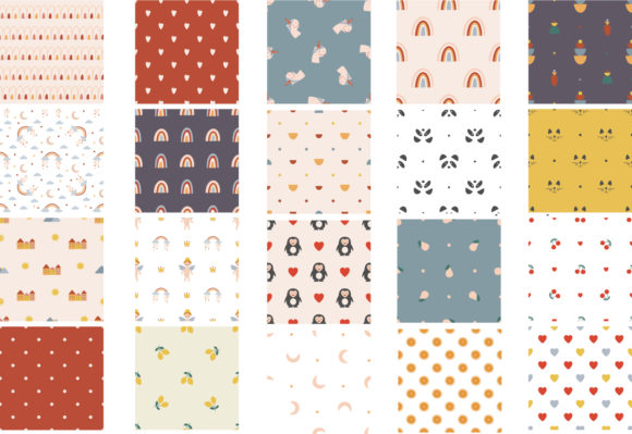 Bohemian Patterns Graphic Patterns By Alisovna - Image 8