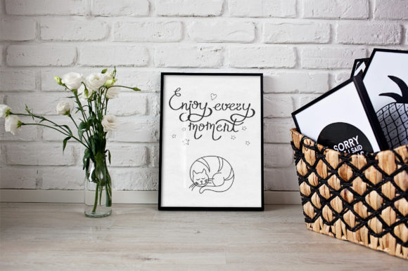 Hygge Collection Graphic Illustrations By Alisovna - Image 10