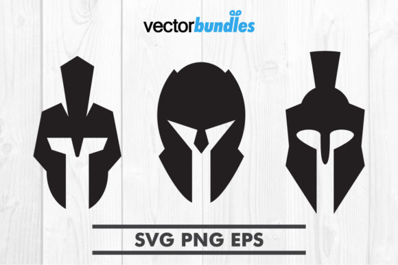 Download Free Spartan Helmet Clip Art Svg Graphic By Vectorbundles Creative for Cricut Explore, Silhouette and other cutting machines.