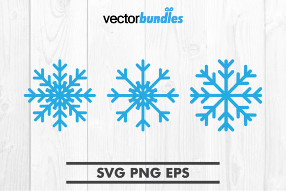 Download Free Snowflake Winter Clip Art Svg Graphic By Vectorbundles for Cricut Explore, Silhouette and other cutting machines.