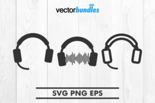 Download Free Headphone Clip Art Svg Graphic By Vectorbundles Creative Fabrica SVG Cut Files