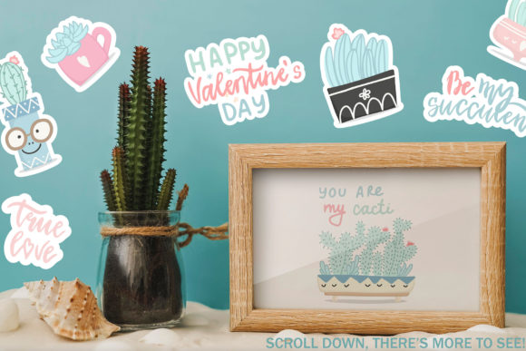 Cute Cactus Set Graphic Illustrations By Alisovna - Image 16