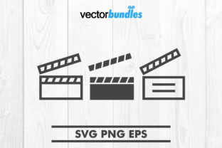 Download Free Clapperboard Clip Art Svg Creative Fabrica for Cricut Explore, Silhouette and other cutting machines.