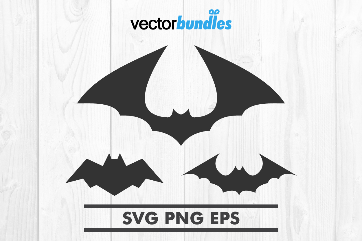 Download Free Bat Flying Clip Art Svg Graphic By Vectorbundles Creative Fabrica for Cricut Explore, Silhouette and other cutting machines.