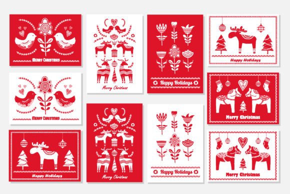 Scandinavian Christmas Pack Graphic By Alisovna Image 4