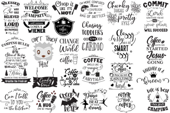 Download Free Das Ginormous Cut Files Paket Grafik Von Nerd Mama Cut Files for Cricut Explore, Silhouette and other cutting machines.