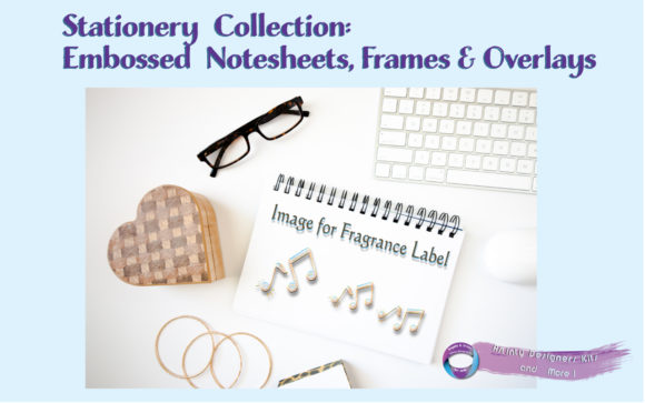 Print on Demand: Embossed Notesheets & Seperate Overlays Graphic Illustrations By Angela H. Evans
