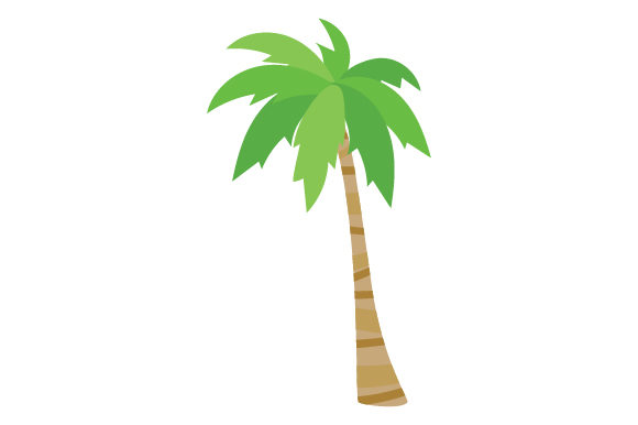 Palm Tree Svg Cut File By Creative Fabrica Crafts Creative Fabrica