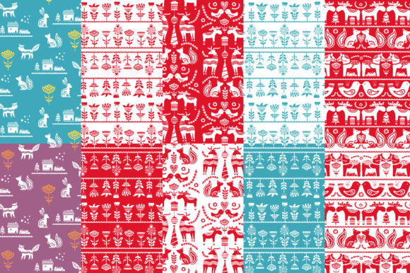 Scandinavian Christmas Pack Graphic By Alisovna Image 6