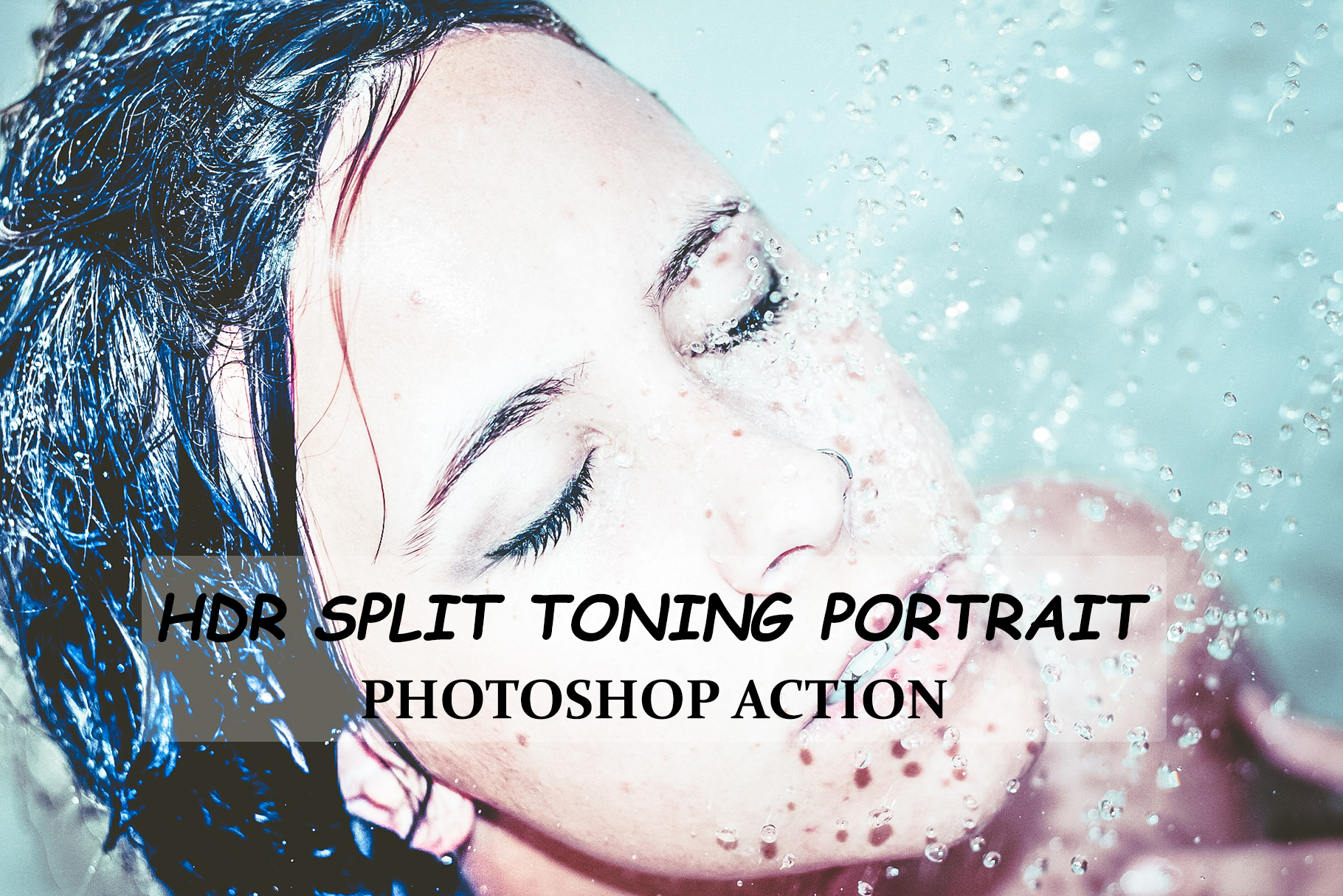 Download Free Hdr Split Toning Portrait Ps Action Graphic By Itraitart for Cricut Explore, Silhouette and other cutting machines.