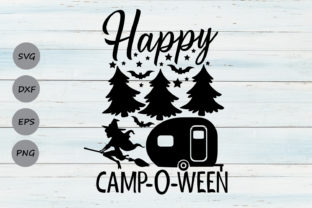 Download Free Happy Campoween Graphic By Cosmosfineart Creative Fabrica for Cricut Explore, Silhouette and other cutting machines.