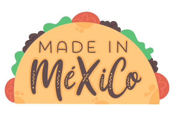 Download Free Made In Mexico Svg Cut File By Creative Fabrica Crafts for Cricut Explore, Silhouette and other cutting machines.