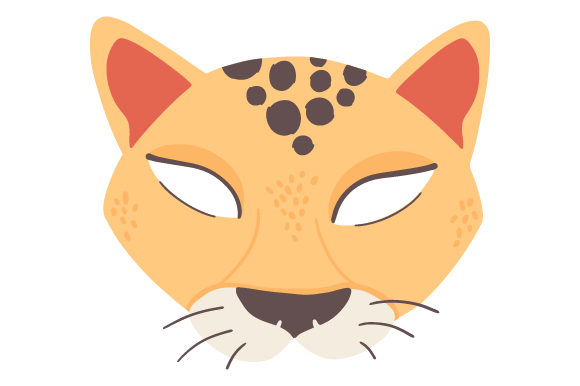 Download Free Mascara De Jaguar Svg Cut File By Creative Fabrica Crafts for Cricut Explore, Silhouette and other cutting machines.