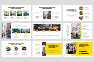Travelosa - Japanese PowerPoint Graphic Presentation Templates By StringLabs 3
