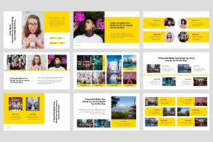 Travelosa - Japanese PowerPoint Graphic Presentation Templates By StringLabs 4