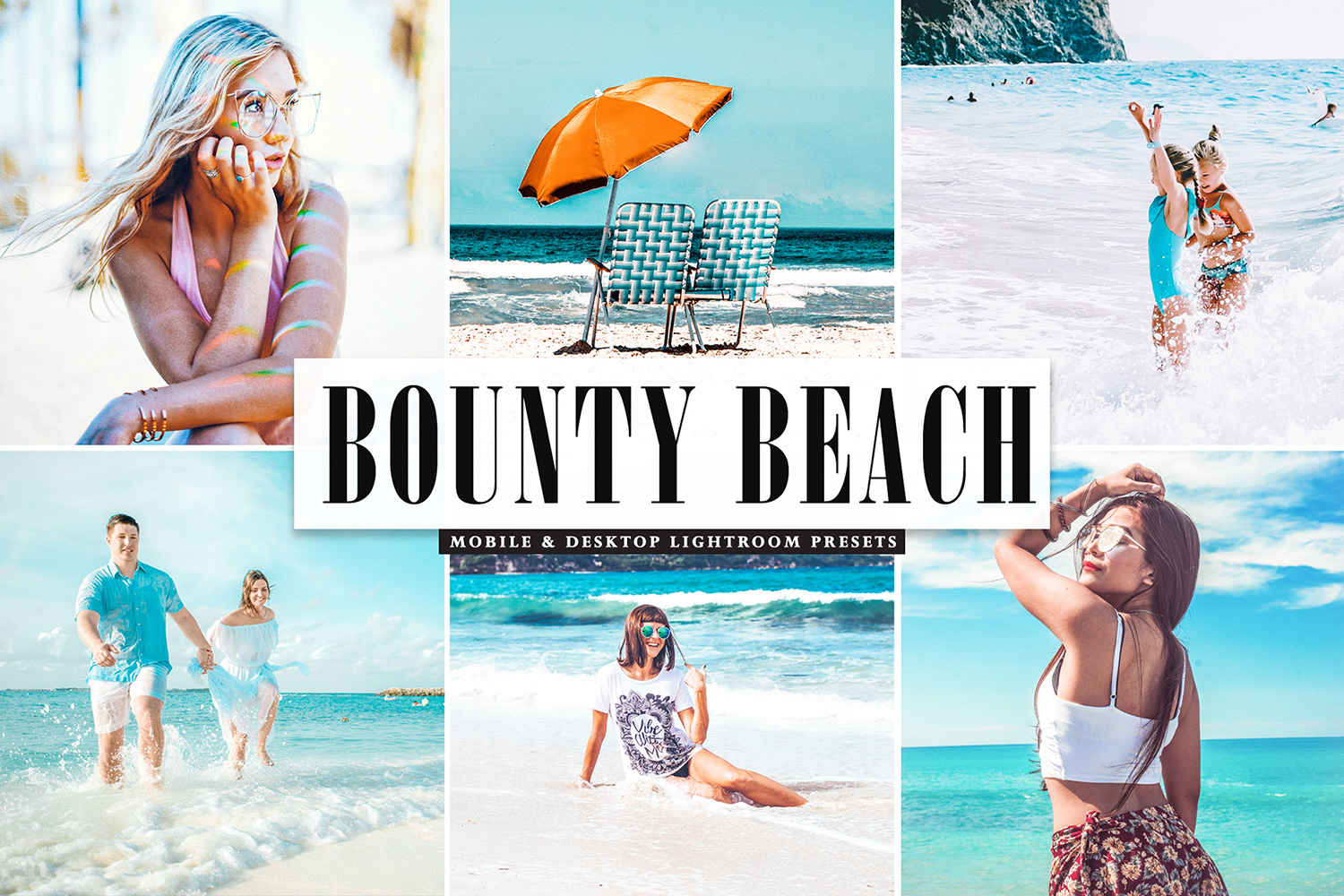 Download Free Bounty Beach Lightroom Presets Pack Graphic By Creative Tacos for Cricut Explore, Silhouette and other cutting machines.