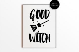 Download Free Good Witch Cut File For Cricut Graphic By Mockup Venue for Cricut Explore, Silhouette and other cutting machines.