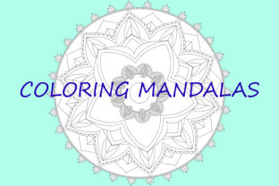 Download Free Mandala Para Colorear Grafico Por Ana Carmen Modrego Lacal for Cricut Explore, Silhouette and other cutting machines.