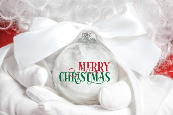 Merry Christmas SVG Cut File Graphic Crafts By oldmarketdesigns - Image 4