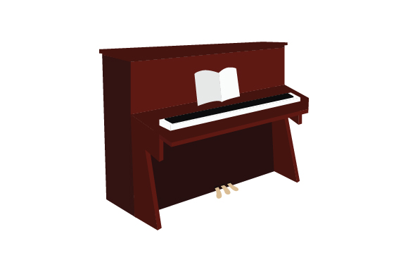 Download Free Piano Svg Cut File By Creative Fabrica Crafts Creative Fabrica SVG Cut Files