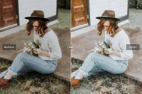 Print on Demand: Farmhouse Lightroom Presets Pack Graphic Actions & Presets By Creative Tacos - Image 4