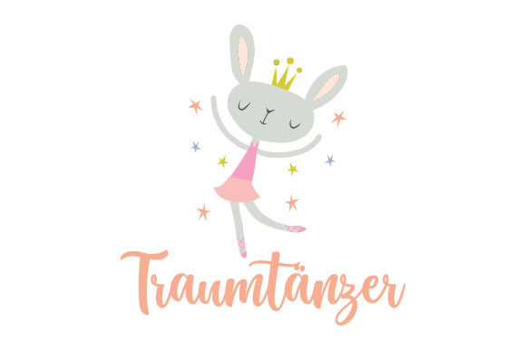 Traumtänzer Hase Germany Craft Cut File By Creative Fabrica Crafts