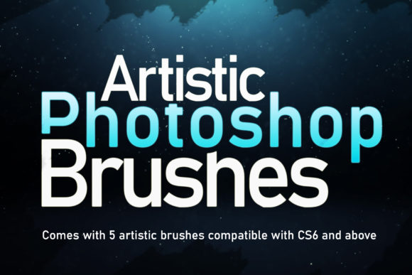 Print on Demand: Artist Photoshop Brushes Graphic Brushes By denestudios