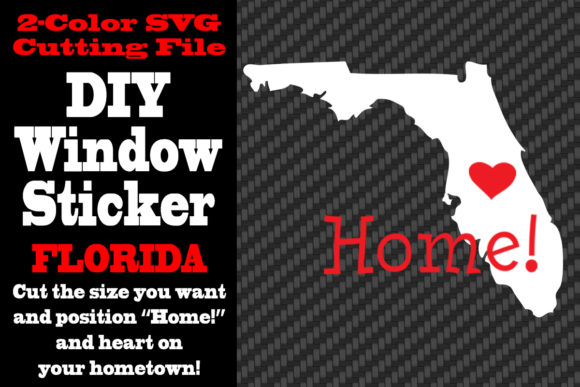 Download Free Florida 2 Color Svg Cutting File Graphic By Idrawsilhouettes for Cricut Explore, Silhouette and other cutting machines.