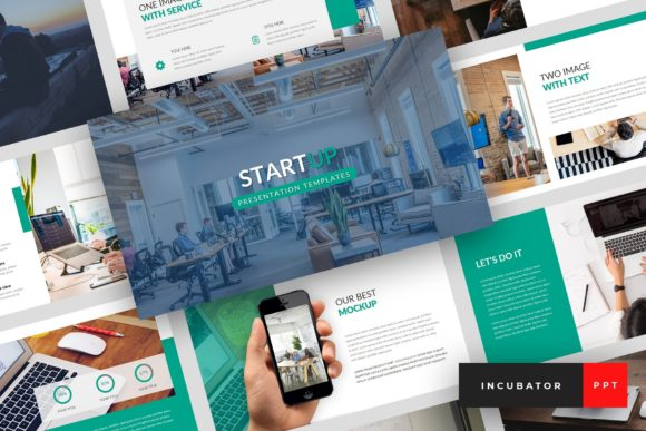 Incubator - Startup PowerPoint Graphic Presentation Templates By StringLabs