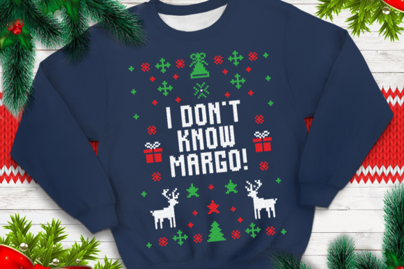 Print on Demand: I Don't Know Margo! Graphic Print Templates By svgsupply