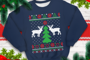 Ugly Sweater Template 33 Graphic By svgsupply