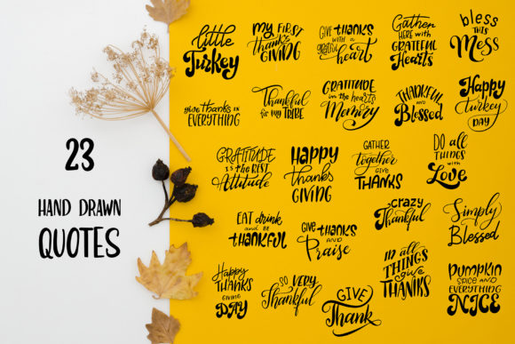 Download Free Thanksgiving Holiday Overlay Clipart Graphic By Tregubova Jul Creative Fabrica for Cricut Explore, Silhouette and other cutting machines.