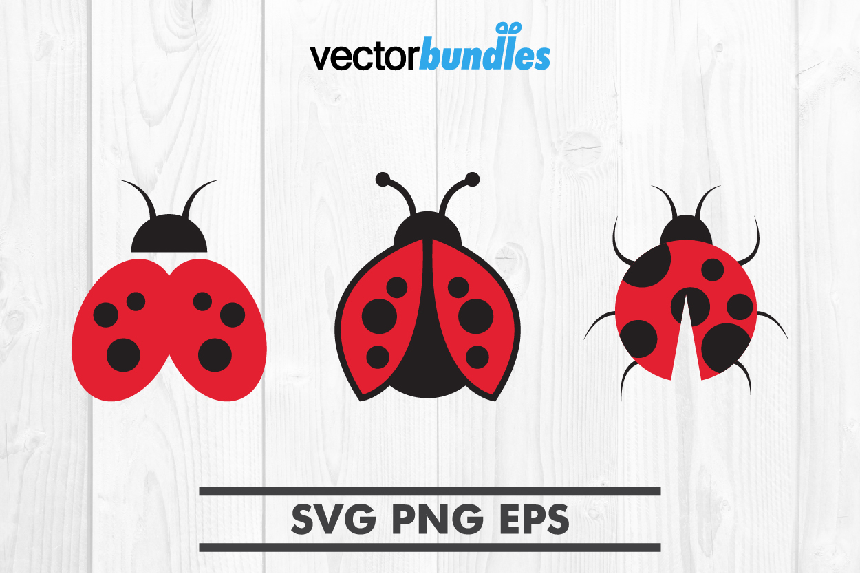 Download Free Ladybug Clip Art Svg Graphic By Vectorbundles Creative Fabrica for Cricut Explore, Silhouette and other cutting machines.
