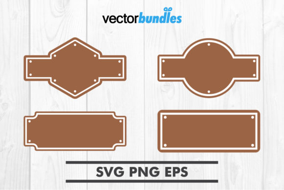 Download Free Old Western Sign Clip Art Svg Graphic By Vectorbundles for Cricut Explore, Silhouette and other cutting machines.