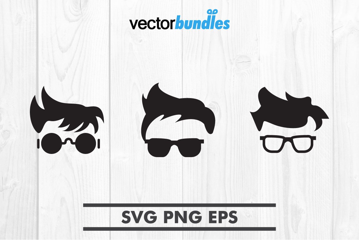 Download Free Geek Clip Art Svg Graphic By Vectorbundles Creative Fabrica for Cricut Explore, Silhouette and other cutting machines.