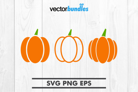 Download Free Pumpkin Clip Art Svg Graphic By Vectorbundles Creative Fabrica for Cricut Explore, Silhouette and other cutting machines.