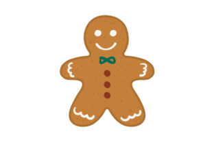 Ginger Bread Man Christmas Craft Cut File By Creative Fabrica Crafts