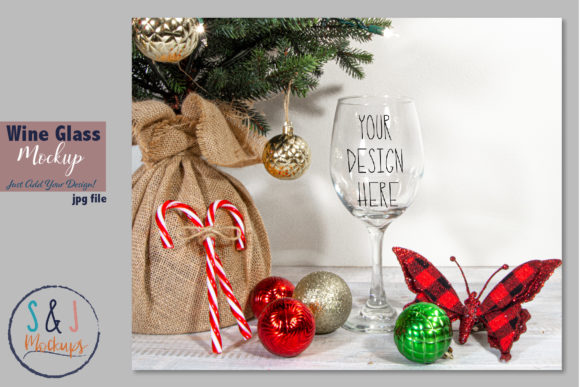 Download Free Christmas Ornament Mockup Graphic By Sandjmockups Creative Fabrica for Cricut Explore, Silhouette and other cutting machines.