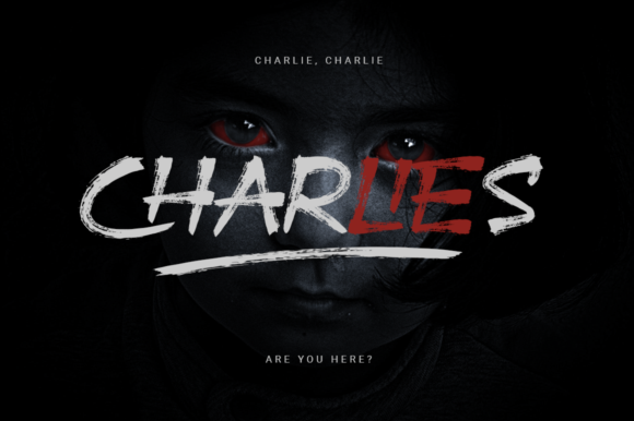 Print on Demand: Charlies Display Font By Discof Std