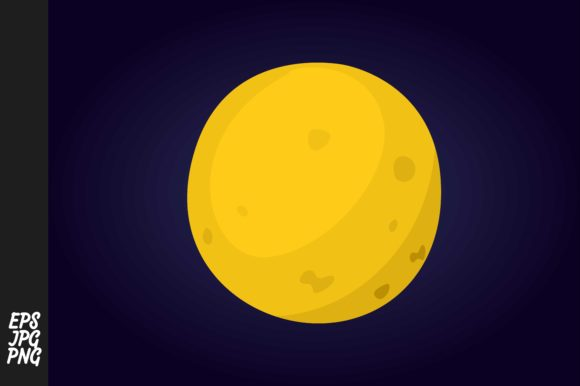Egg Planet Vector - Sun Graphic By Arsa Adjie