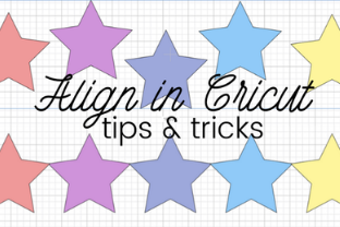 Download Free How To Use The Align Tool In Cricut Design Space Creative Fabrica for Cricut Explore, Silhouette and other cutting machines.